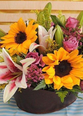 A Joyful Bouquet