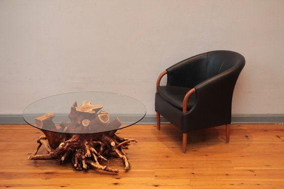 Plato giratorio de mesa por HolzKunstWerk en Etsy