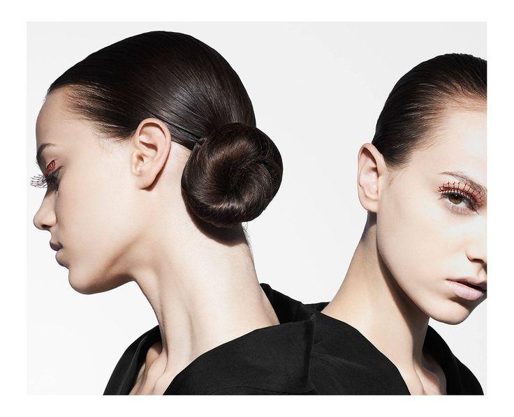 Photographer Martin Vallin for Narcisse Magazine
