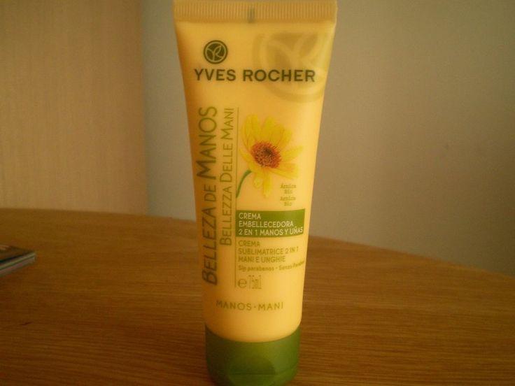 Crema Sublimatrice 2 In 1 Mani e Unghie Yves Rocher