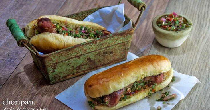 Softs e Receitas: Choripan: receita do mais famoso sanduíche argentino  1.760