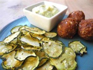 Chipsy z cukiny zdroj: www.najimseazhubnu.cz