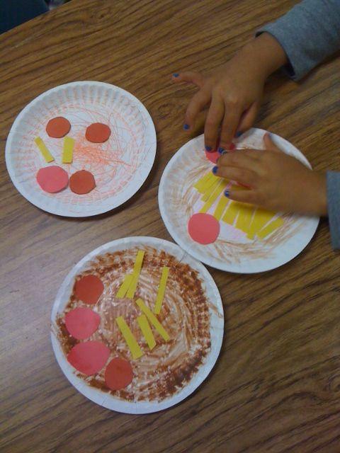 kindergarten and mooneyisms letter p activities