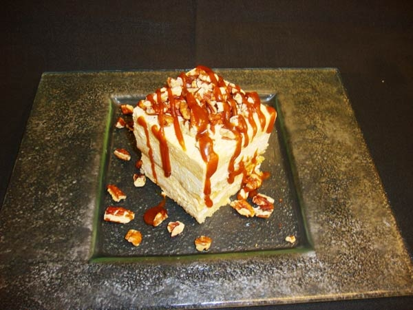 Pumpkin Delight Recipe served at Swan and Dolphin in Swan and Dolphin Resort at Disney World