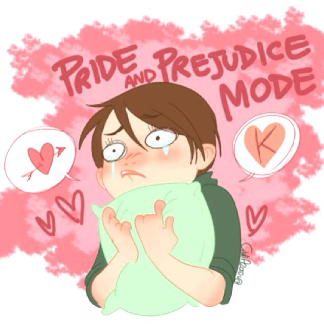 Pride and Prejudice help!?