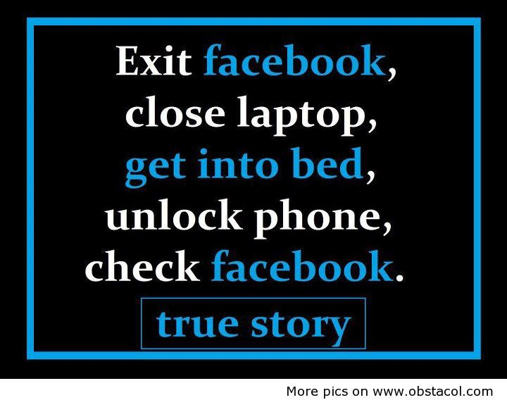 Funny Goodnight Quotes For Facebook Quotesgram Funny Quotes Facebook Humor Funny Tips