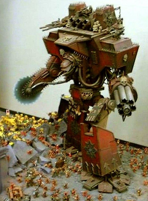 warhammer titan - Google Search