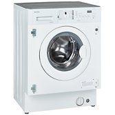 John Lewis JLBIWM1403 Integrated Washing Machine, 7kg Load, A++ Energy Rating, 1400rpm Spin, White at John Lewis