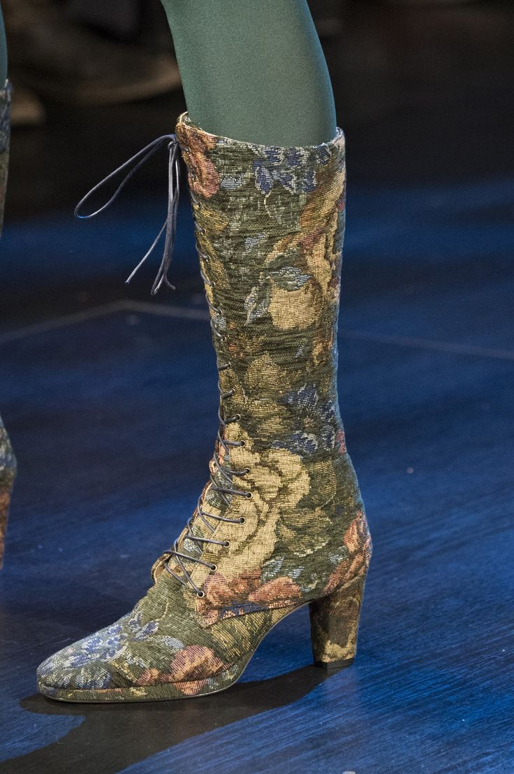 Anna Sui Fall 2017 Fashion Show Details - The Impression
