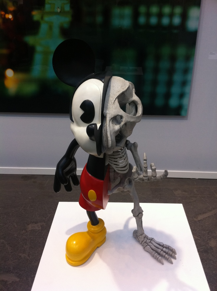 Mickey by Nicolas Rubinstein