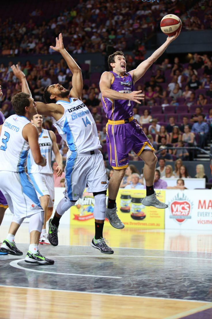 Sydney Kings v New Zealand Breakers