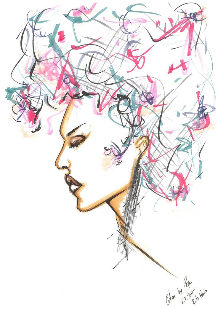 Meet Pepe Muñoz—Céline Dion's Backup Dancer Turned Fashion Illustrator