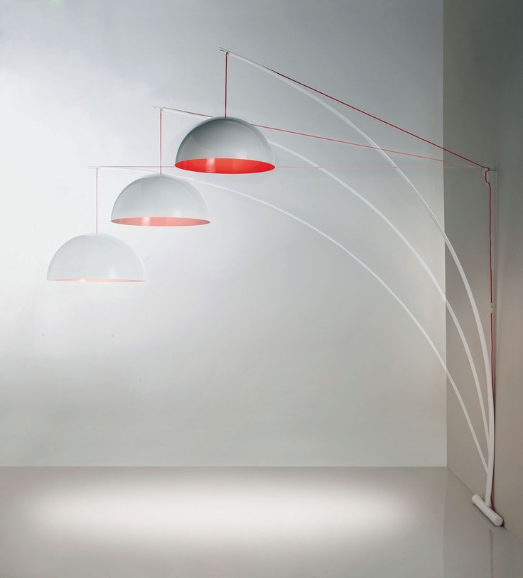 Italy Dream Design :: La Luce :: Lampade da Terra :: Bow