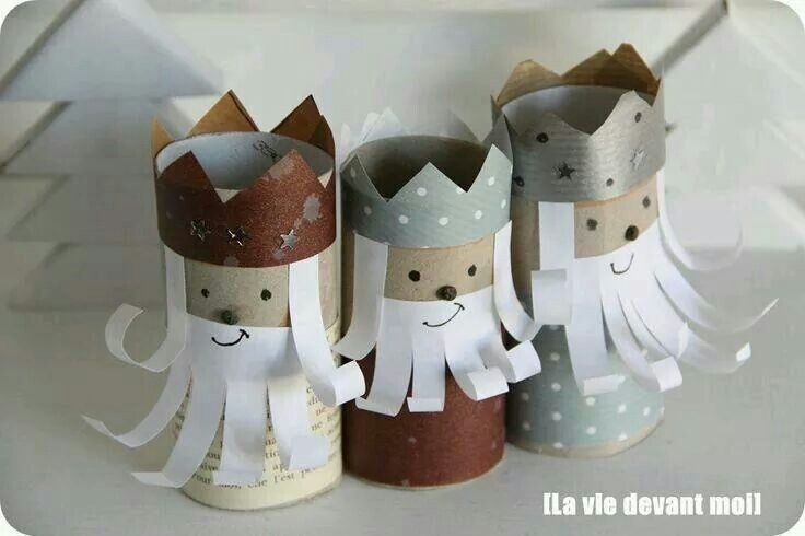 For the nativity scene