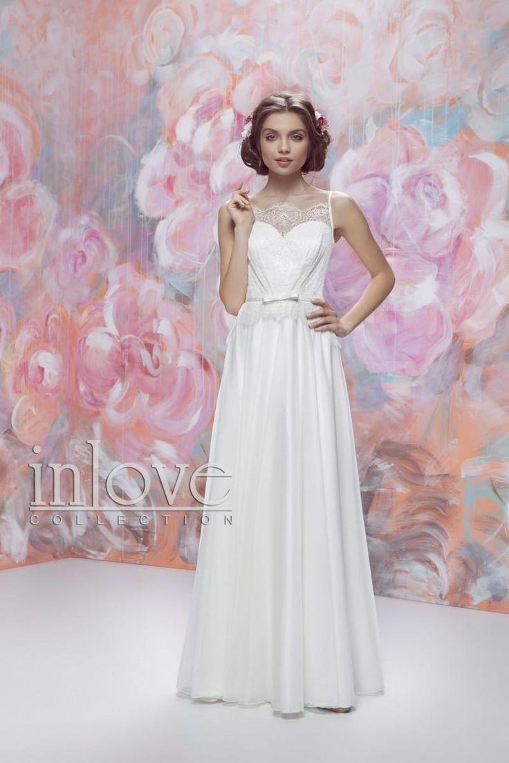 239 best Wedding Dresses images on Pinterest | Wedding dressses ...
