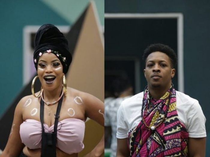 Big Brother Naija: Ese & Jon Bundled Out Of Big Brother Naija House   Ese and Jon have been removed from the Big Brother Naija house after mere two weeks in the house.  The two are fake housemates who are only in the house to cause trouble and commotion.  The eviction process was quite dramatic as Biggie sent out Ese Bally Bisola and Jon but at the end of the day only Ese and Jon were evicted.  Shame Ese only got to spend only two weeks in the house she was the life of the party!  Big…