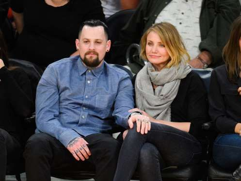 Cameron Diaz and Benji Madden tied the knot after 7 months dating on January 5th, 2015 at Diaz's Beverly Hills Home.