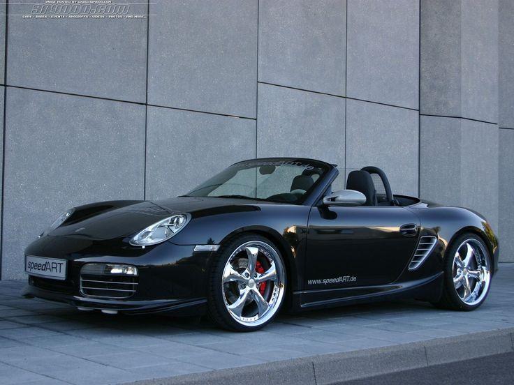 Porsche Boxster 986 Check out THESE Porsches! --> http://germancars.everythingaboutgermany.com/PORSCHE/Porsche.html