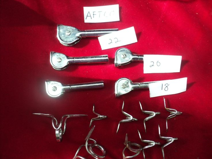 Fishing Rod Guides