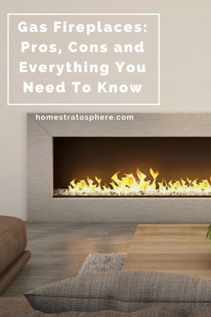 Gas Fireplaces Pros Cons And Everything You Need To Know Gas