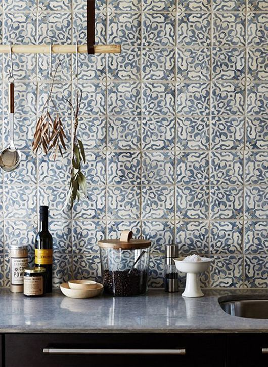 25+ best ideas about Moroccan tile backsplash on Pinterest   Wall tiles for  kitchen, Tiles for home and Mosaic tiles