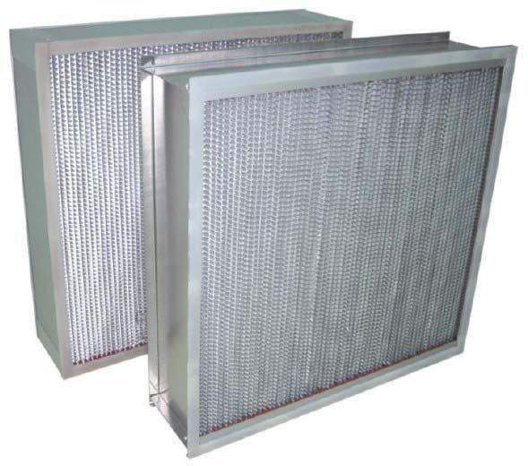 High Heat-resistance HEPA Air Filter - http://www.smartclima.com/high-heat-resistance-hepa-air-filter.htm