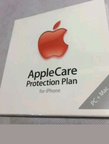 Applecare protection plan for iphone. Factory sealed. Part # MC006LL/A