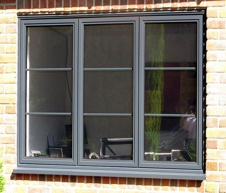 best 25 aluminium windows ideas on pinterest polished. Black Bedroom Furniture Sets. Home Design Ideas