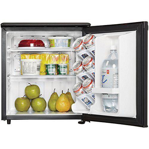 Mini Compact Fridge Dorm Room Office Refrigerator Cooler Beverage Door Bottle  #Danby