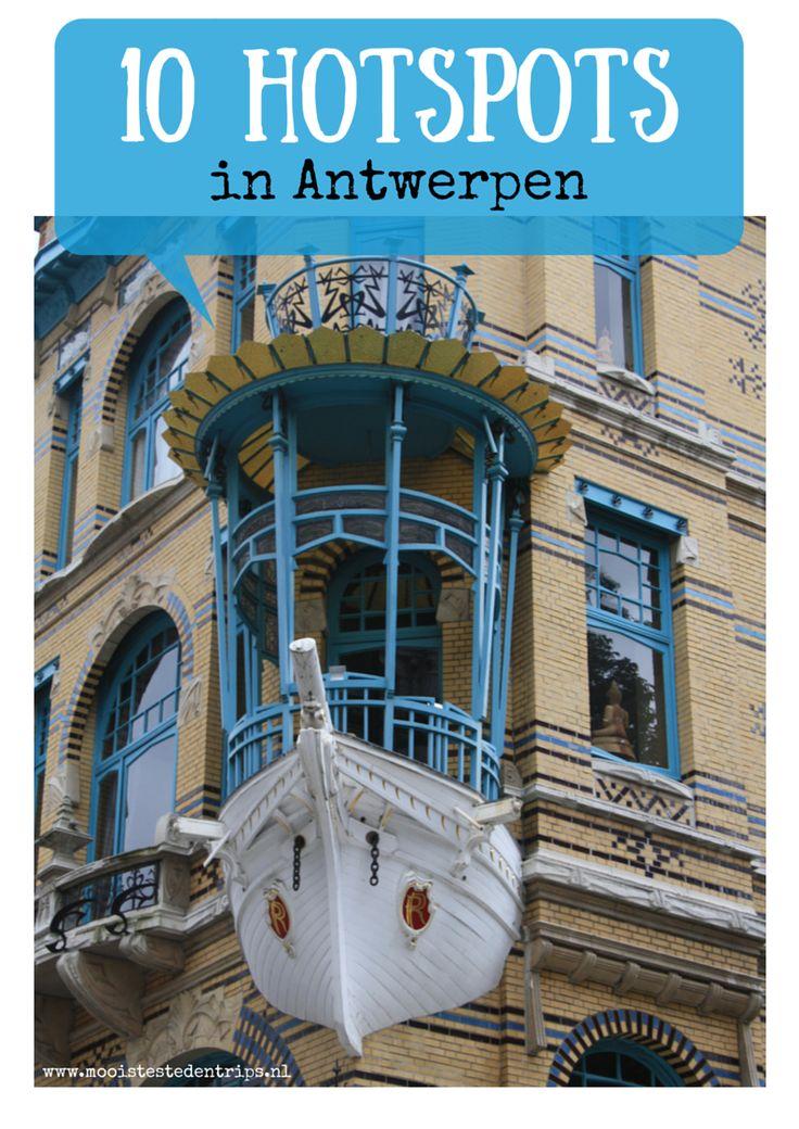 Antwerpen is één van de leukste steden net over de grens, een geweldige bestemming voor een weekendje weg. Heb je zin in een weekendje Antwerpen? Download dan deze gratis CityGuide Antwerpen van Mooistestedentrips.nl