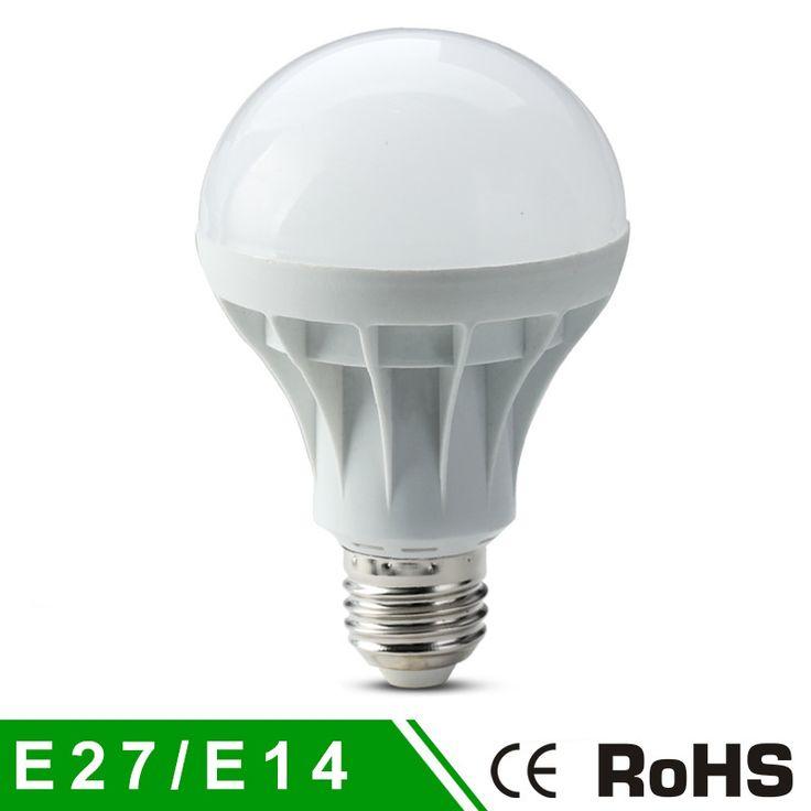 E27 high power 220V led bulb lights SMD5730 led bulb lamp Warm White/ white 3W 5W 7W 9W 12W 15W 5730 SMD E14 lampada led bulbs