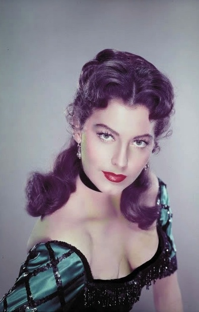 "Ava Gardner - As Julie in the 1951 MGM musical ""Show Boat"""