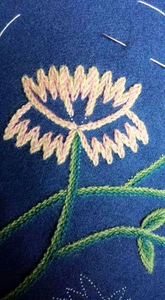 Blomst Nordlands bunad