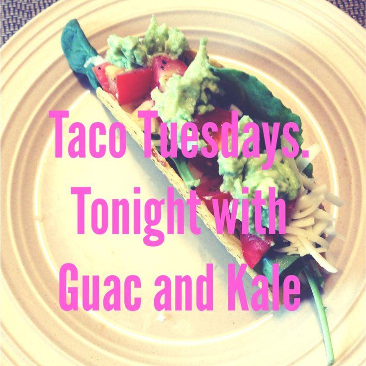 Tuesday is Taco night!