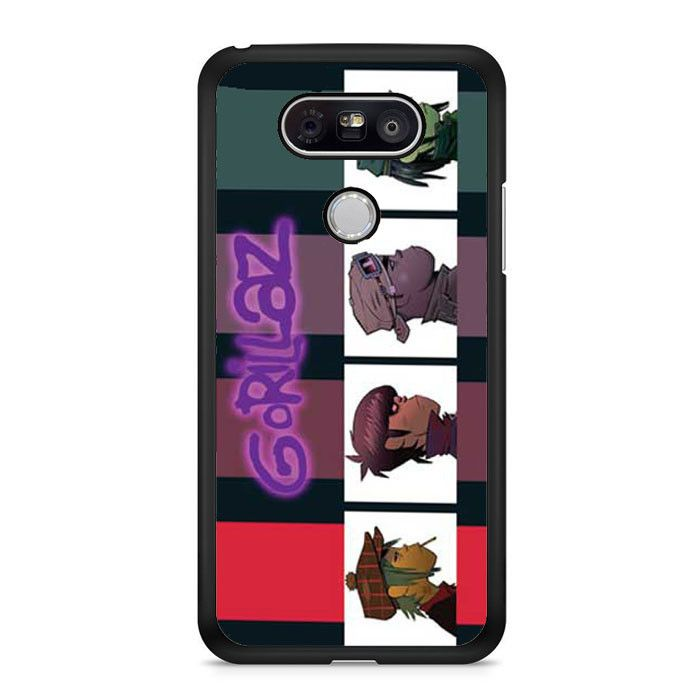 Gorillaz Demon Days Stripes LG G6 Case Dewantary