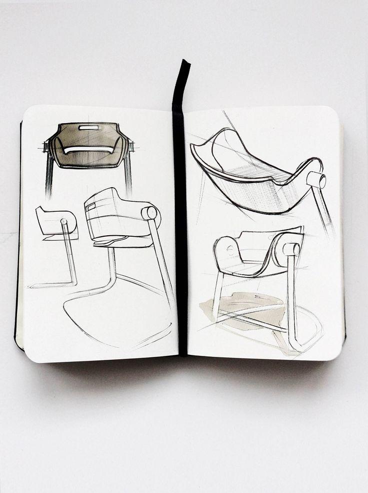 CL-1 chair by Saksham Sharma