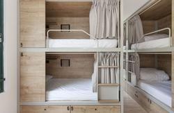 A Room In The City hostel // San Sebastian, Spain