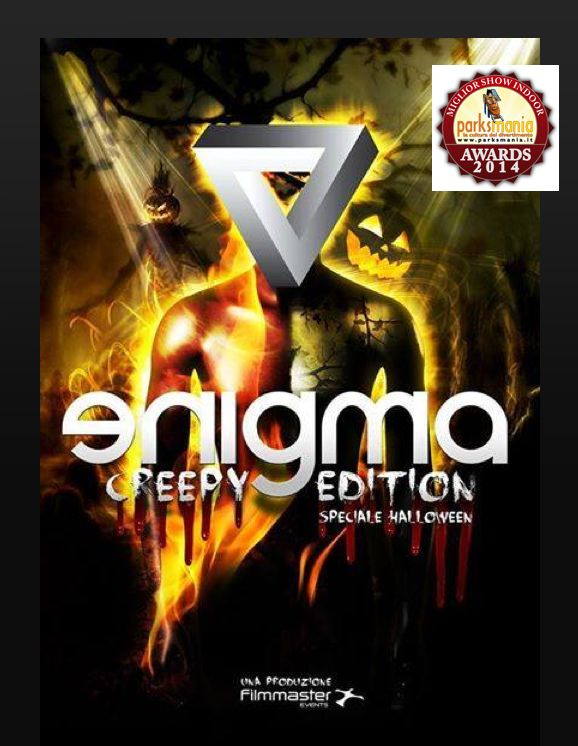 Enigma Creepy edition