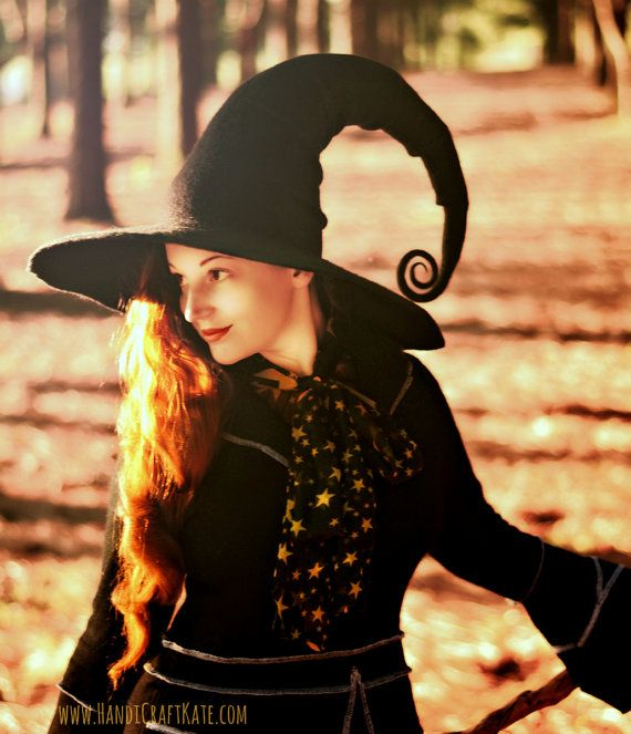 Need a witch or wizard hat for Halloween 2017 next year? Or just want one for your next geeky adventure? Then splurge on the accessory that will give your next Renaissance Faire or LARPing costume a +10 bonus to immersiveness! Maybe go all-out this year and wear one to a cosplaying/fantasy convention. Or just use it to keep the sun off your face at this years Burning Man. Whether you be wizard or witch, sorceress, druid, or magician this hat is your ticket to a magical good time! Halloween…