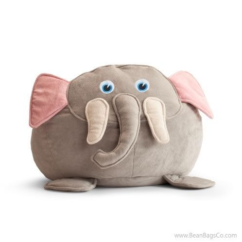 Comfort Research Bagimal Bean Bag Chair Elephant