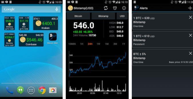 best cryptocurrency widget