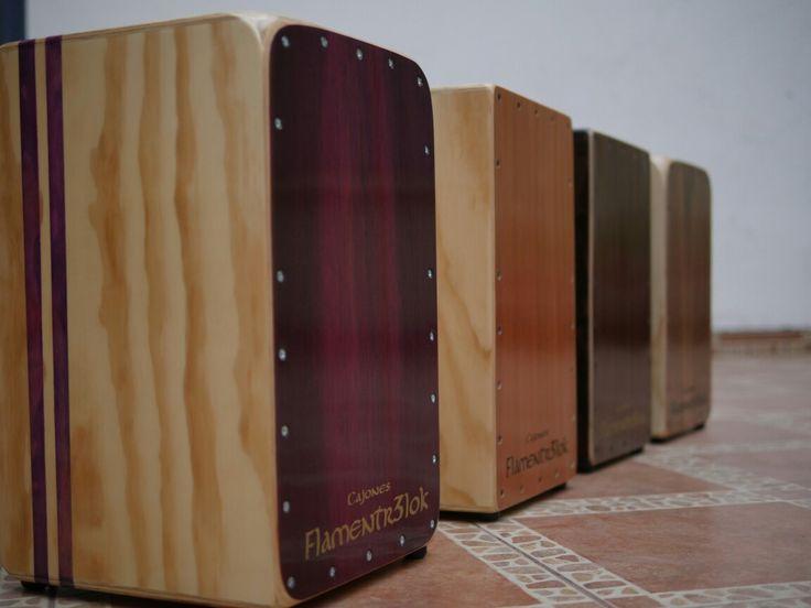 Cajones Flamentr3lok hecho en Chile. www.flamentr3lok.cl