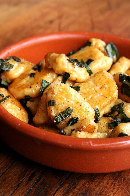 Lidia S Kitchen Butternut Squash Gnocchi Recipes