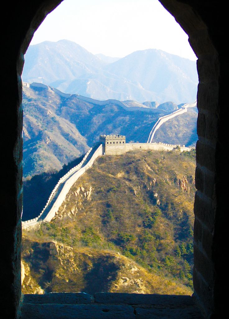 La Gran Muralla China. #china #travel