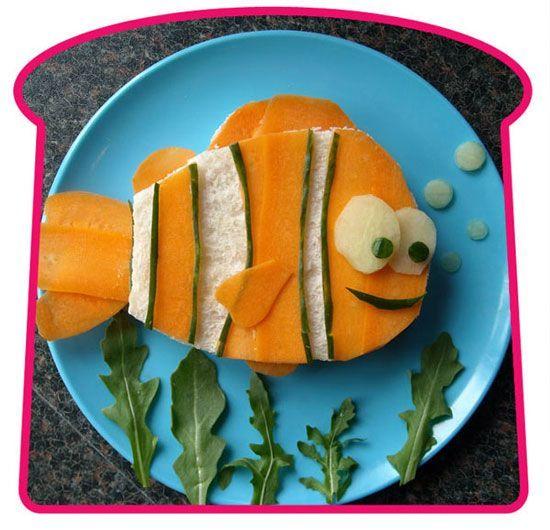Quand le sandwich devient de l'art #6