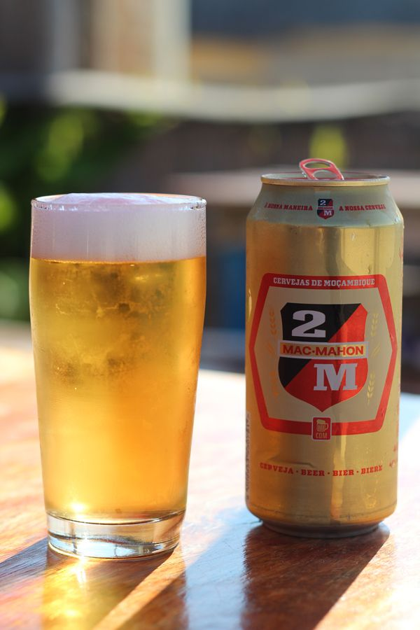 Local Mozambique Beer
