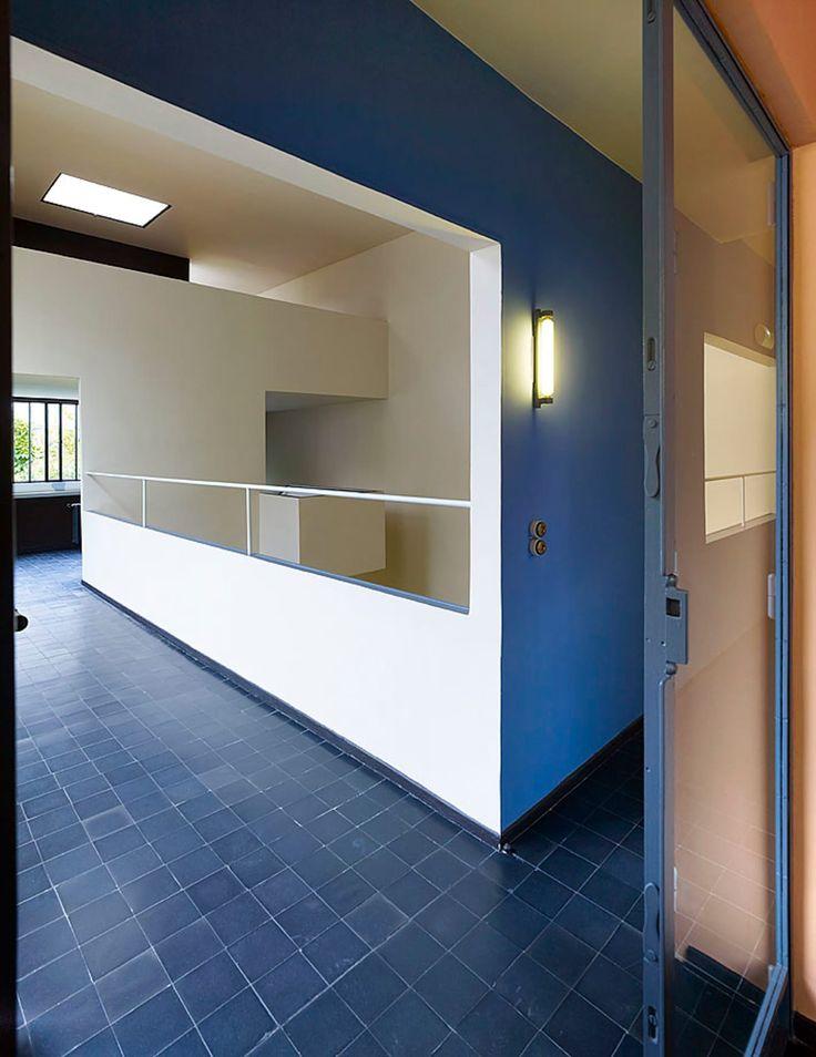 Le corbusier maison la roche jeanneret architektur - Maison architecture contemporaine grupo arquitectura ...