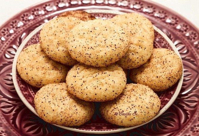 Snickerdoodles-fahéjas keksz