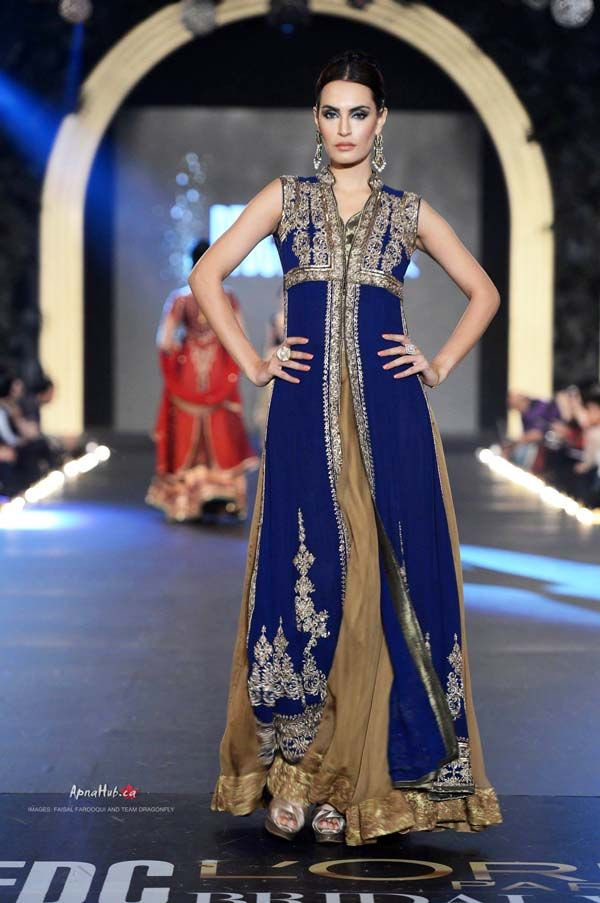 PFDC L'Oreal Bridal Fashion Week 2013 - Asifa & Nabeel