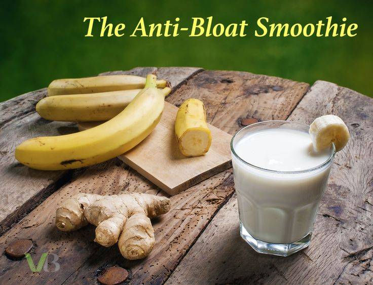 "THE ""EXCESSIVE GAS AND BLOATING"" SMOOTHIE - ""Ginger also contains zingibain, a protein digestive enzyme, which is particularly effective at reducing bloating and gas caused by protein rich foods."" Get Recipe: https://www.vegetarianbodybuilding.com/excessive-gas-and-bloating-smoothie/"